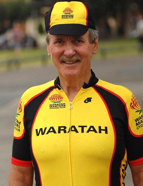 dennis sullivan race manager waratah masters