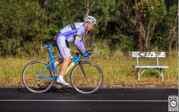 Waratah Masters Time Trial Champs – Sunday 7 May, Calga