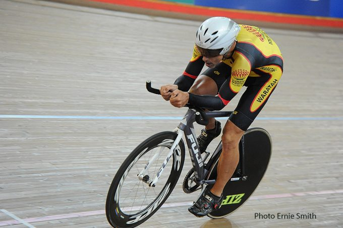 NSW Team Sprint And Team Pursuit Masters Championships